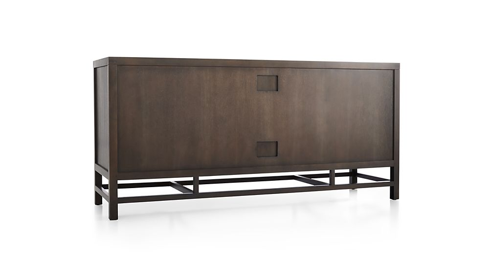 "Blake Carbon 68"" Media Console"