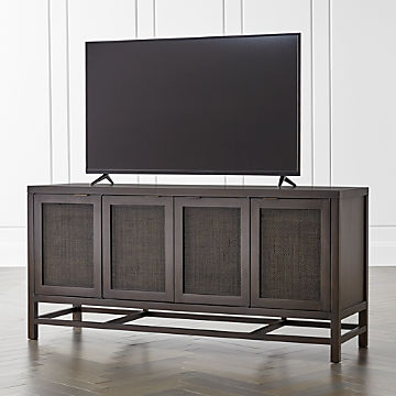 new product d168d 0cd79 TV Stands, Media Consoles & Cabinets | Crate and Barrel
