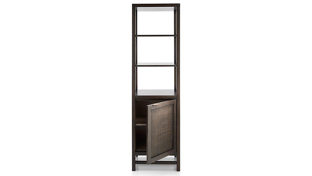 Blake Carbon Tall Cabinet