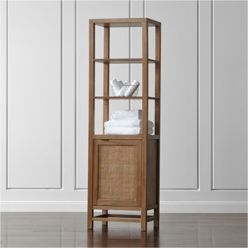 bathroom storage and organization  crate and barrel, Home decor