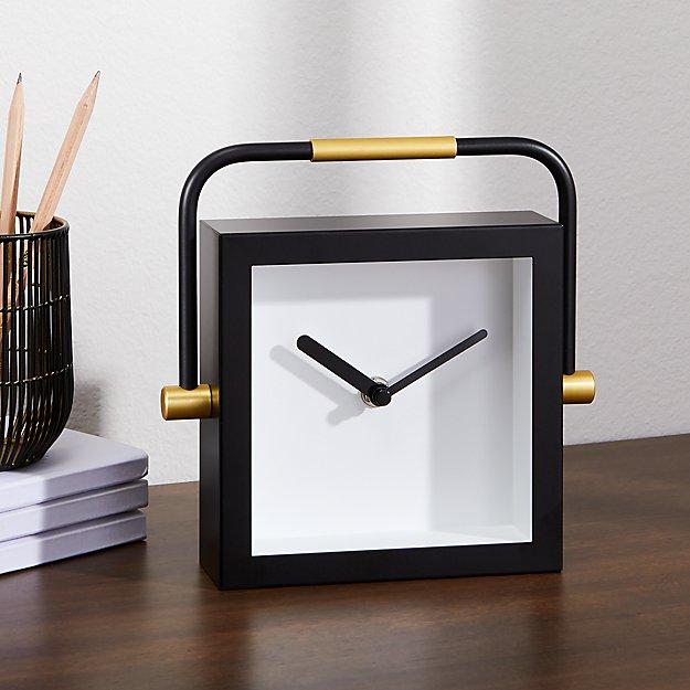 Blane Desk Clock - Image 1 of 2