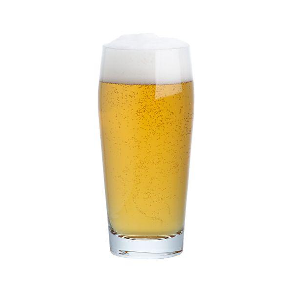 Blonde Beer Glass