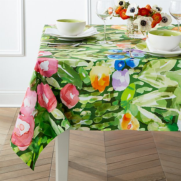 "Bloom 60""x144"" Tablecloth"