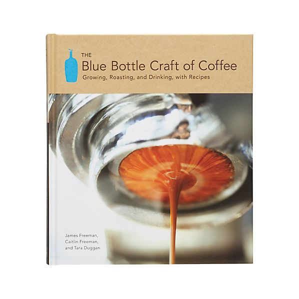 Blue Bottle Craft Coffee Book Cookbook