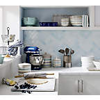 View product image BlueEnamelColanderDumontStrpBwlJL17 - image 6 of 11