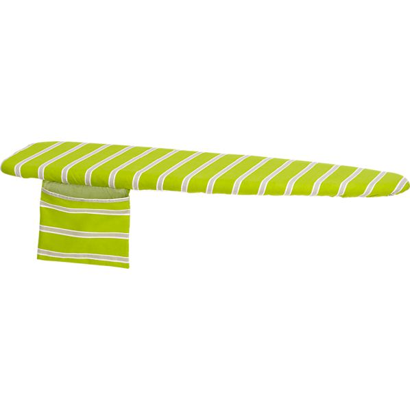 """Stripe 49""""x 18"""" Ironing Board Cover with Pad"""