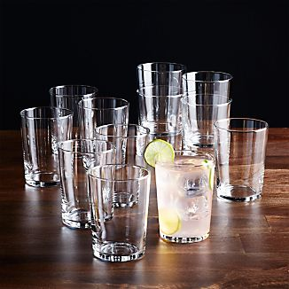 Bodega 17 Oz Glasses, Set of 12
