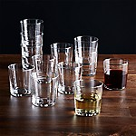 Bodega 11 Oz Glasses, Set of 12