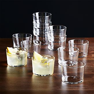 Bodega 7 Oz Glasses, Set of 12