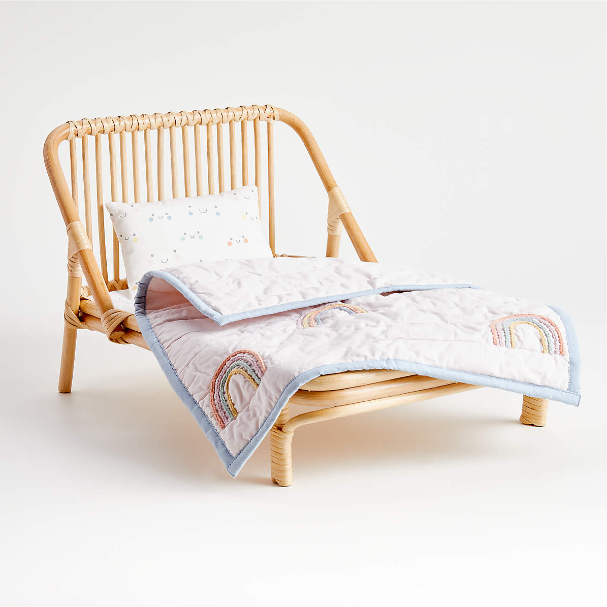Rattan Doll Bed Crate And Barrel Canada