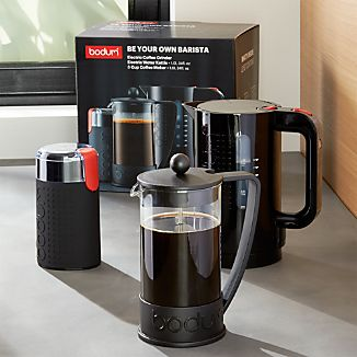 Bodum ® Brazil 3-Piece Coffee Set