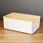 Bodum ® White Bread Box
