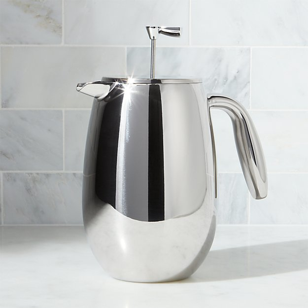 Bodum ® Columbia 34 Ounce Stainless Steel Double Wall Thermal French Press - Image 1 of 5