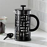 Bodum ® Eileen Black French Press Coffeemaker