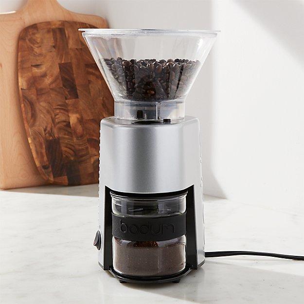Bodum Coffee Grinder Settings