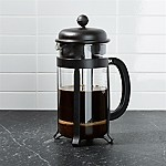 Bodum ® 8-cup Java Black French Press Coffee Maker