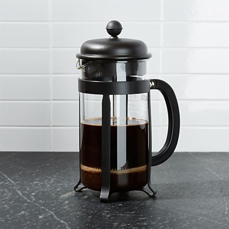 Bodum 8 Cup Java Black French Press