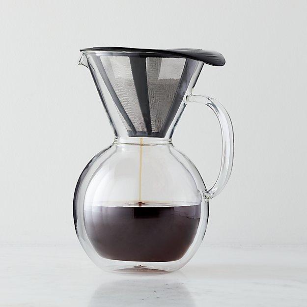 Bodum ® Glass Pour-Over Coffee Maker - Image 1 of 2