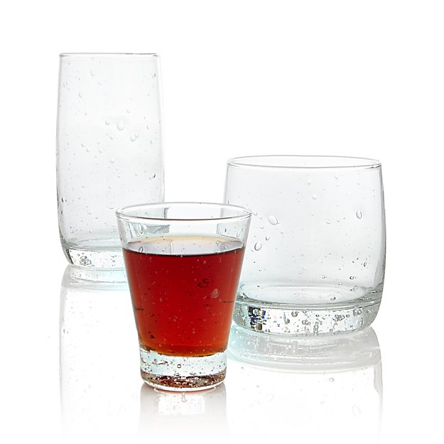 Bola Double Old Fashioned Glass In Drinking Glasses