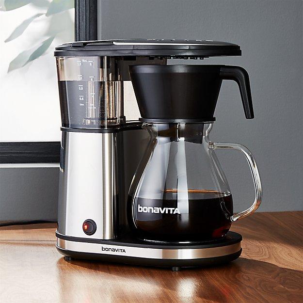 Bonavita 8-Cup Glass Carafe Coffee Maker - Image 1 of 3