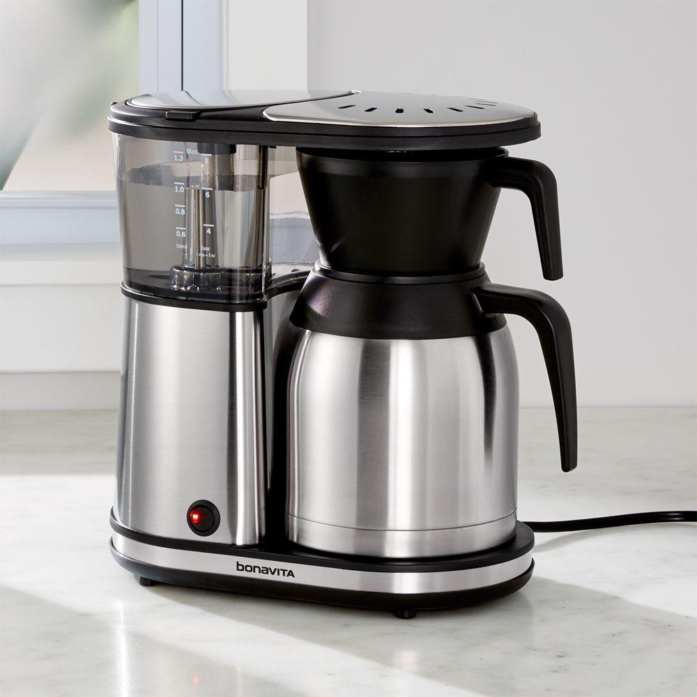 Bonavita ® 8-Cup Coffee Maker - Crate and Barrel