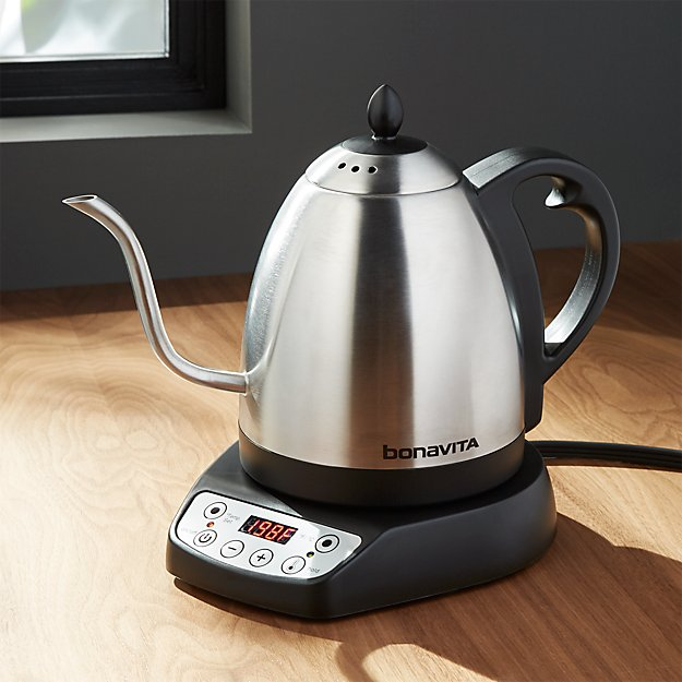 Bonavita ® Variable Temperature Gooseneck Kettle