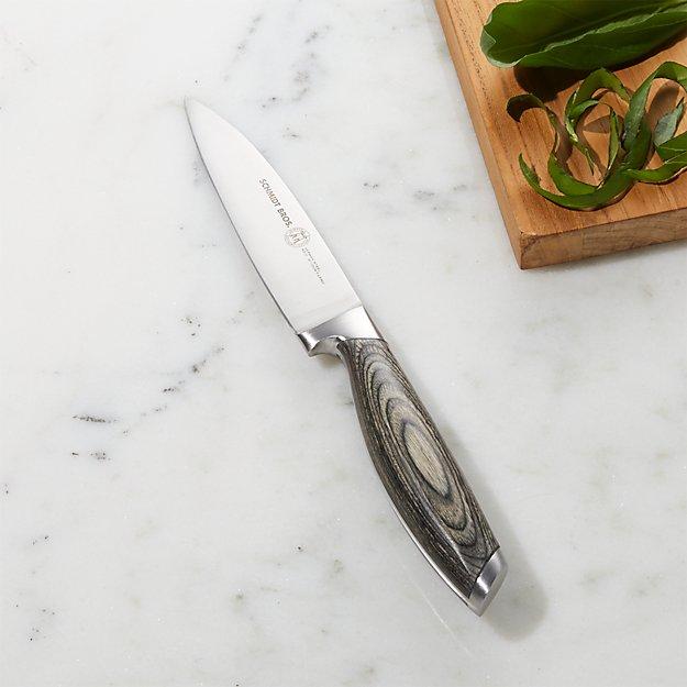 Schmidt Brothers ® Bonded Ash Paring Knife - Image 1 of 3