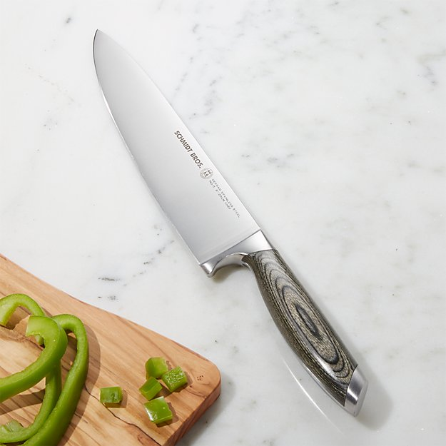 Schmidt Brothers ® Bonded Ash Chef's Knife - Image 1 of 3