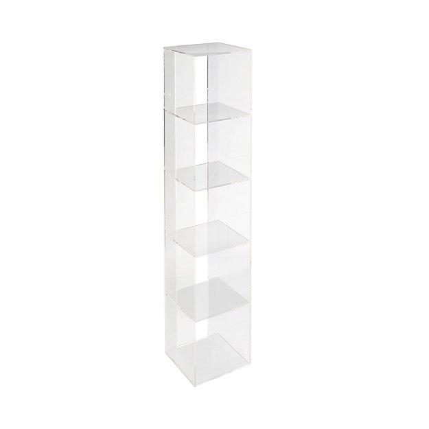 Acrylic Shelf Bookcase Reviews