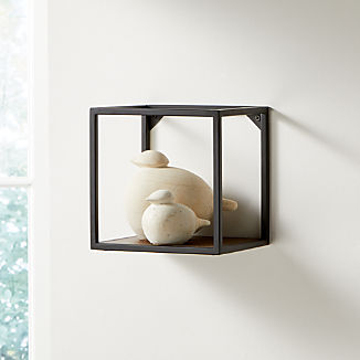 Booker Square Wall Display Shelf