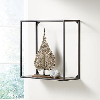 Booker Rectangle Wall Display Shelf