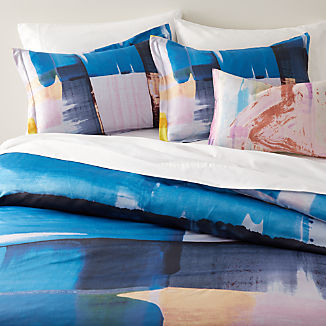 Bostezi Duvet Cover and Pillow Shams