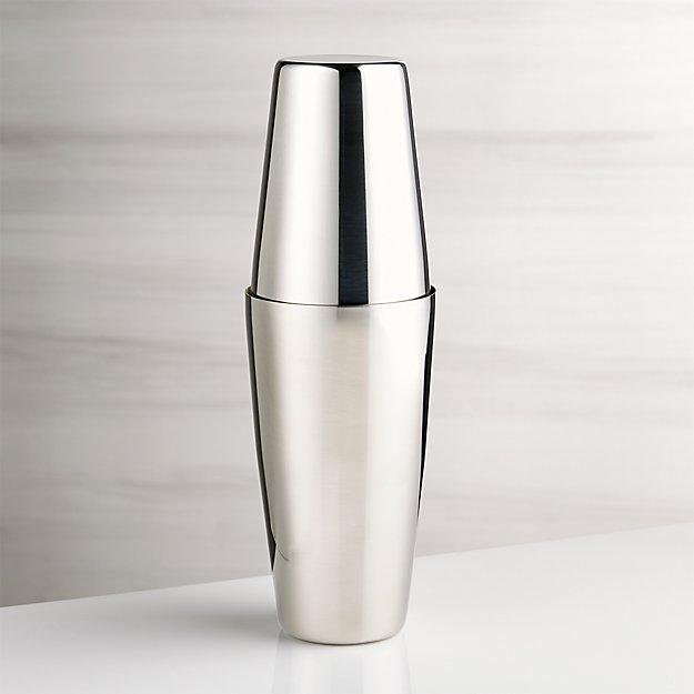 Stainless Steel Boston Shaker - Image 1 of 3