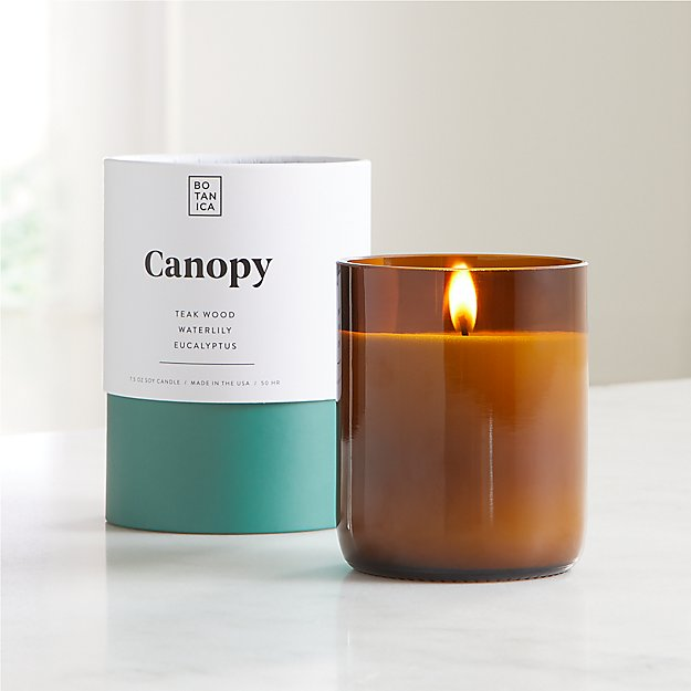 Botanica Canopy Scented Candle - Image 1 of 2