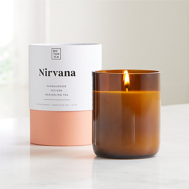 Botanica Nirvana Scented Candle - Image 1 of 3