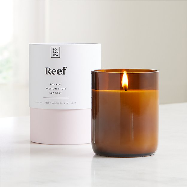 Botanica Reef Scented Candle - Image 1 of 3