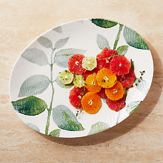 Botanico Oval Platter