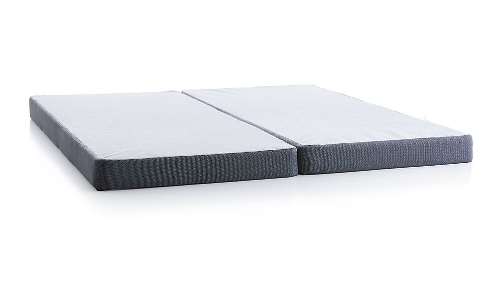 Set of 2 simmons beautysleep triton low profile half Low profile box spring