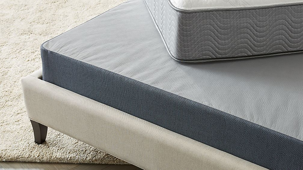 Simmons Beautysleep Triton Low Profile Twin Box Spring Reviews