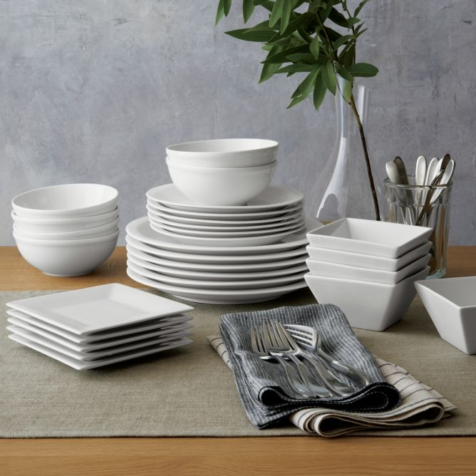 Boxed sets dinnerware
