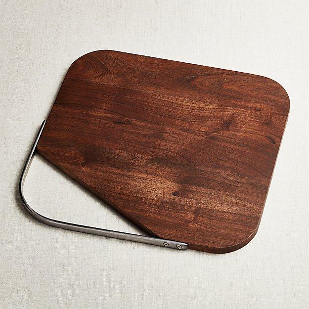 Boyd Acacia Serving Board - Image 1 of 4