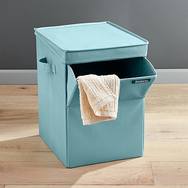 Brabantia Blue Stackable Laundry Sorter