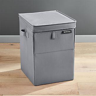 Brabantia Grey Stackable Laundry Sorter