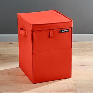 Brabantia Red Stackable Laundry Sorter