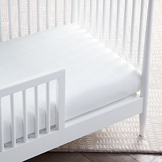 Crib Twin Full Bunk Mattresses For Kids Crate And Barrel