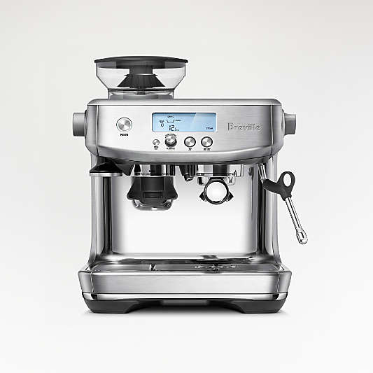 Breville ? Stainless Steel Barista PRo ? Coffee Maker