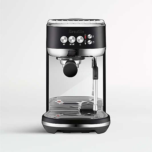 The Bambino ? Plus Black Truffle Espresso Machine by Breville ?