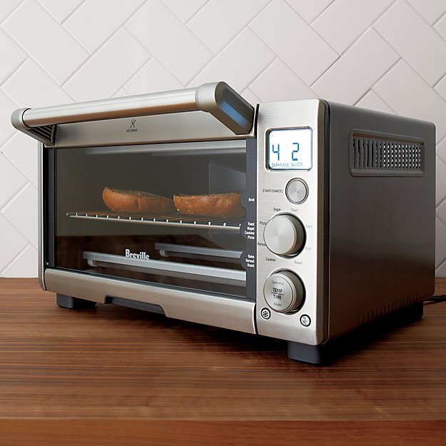 Breville Compact Smart Oven Crate And Barrel