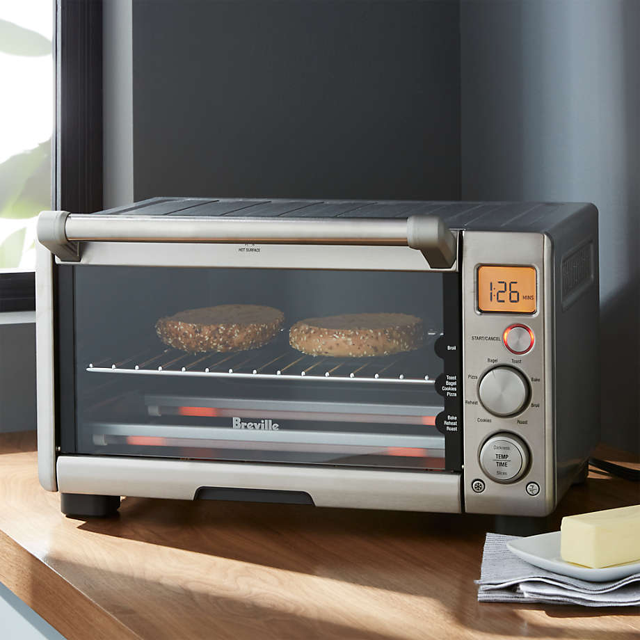 Breville Compact Smart Oven Reviews Crate And Barrel