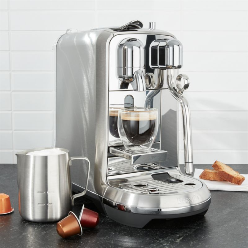 Breville Creatista Plus Crate and Barrel